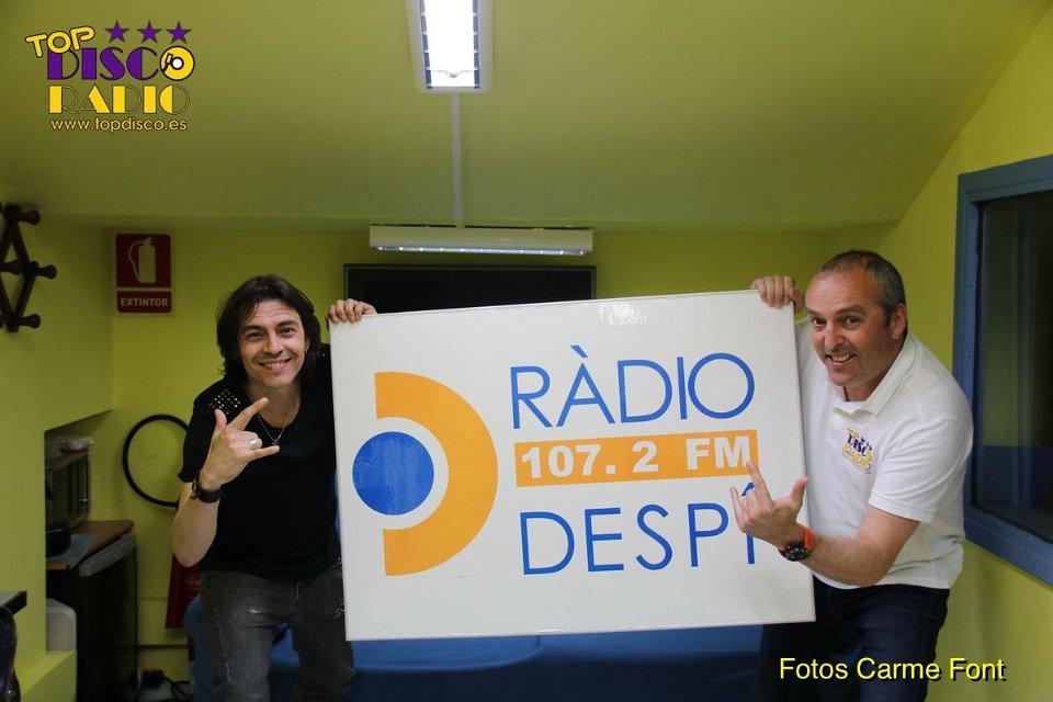 Daniele Babbini en Radio Despi 107,2 fm