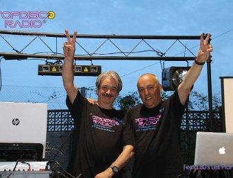 FIESTA 80'S LES PLANES SAN CUGAT - TOPDISCO RADIO