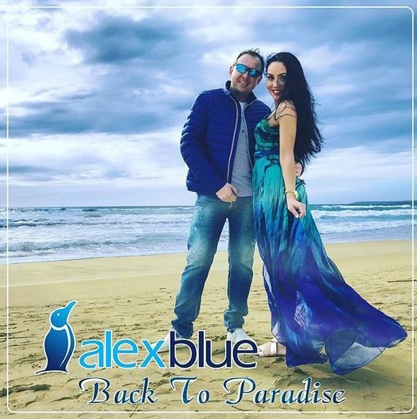 Disco de la semana | Alex Blue - Back to paradise